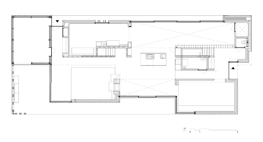 Studio prototype for Prototype house plan