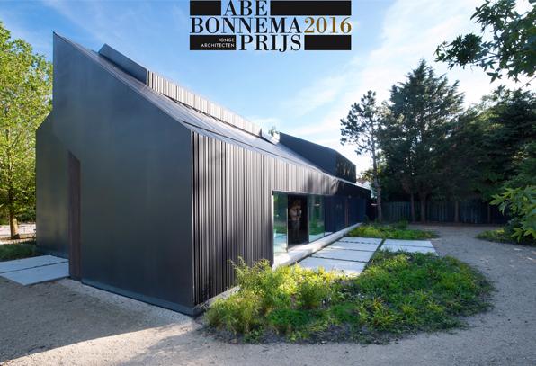 STUDIO PROTOTYPE IS GENOMINEERD VOOR DE ABE BONNEMAPRIJS VOOR JONGE ARCHITECTEN