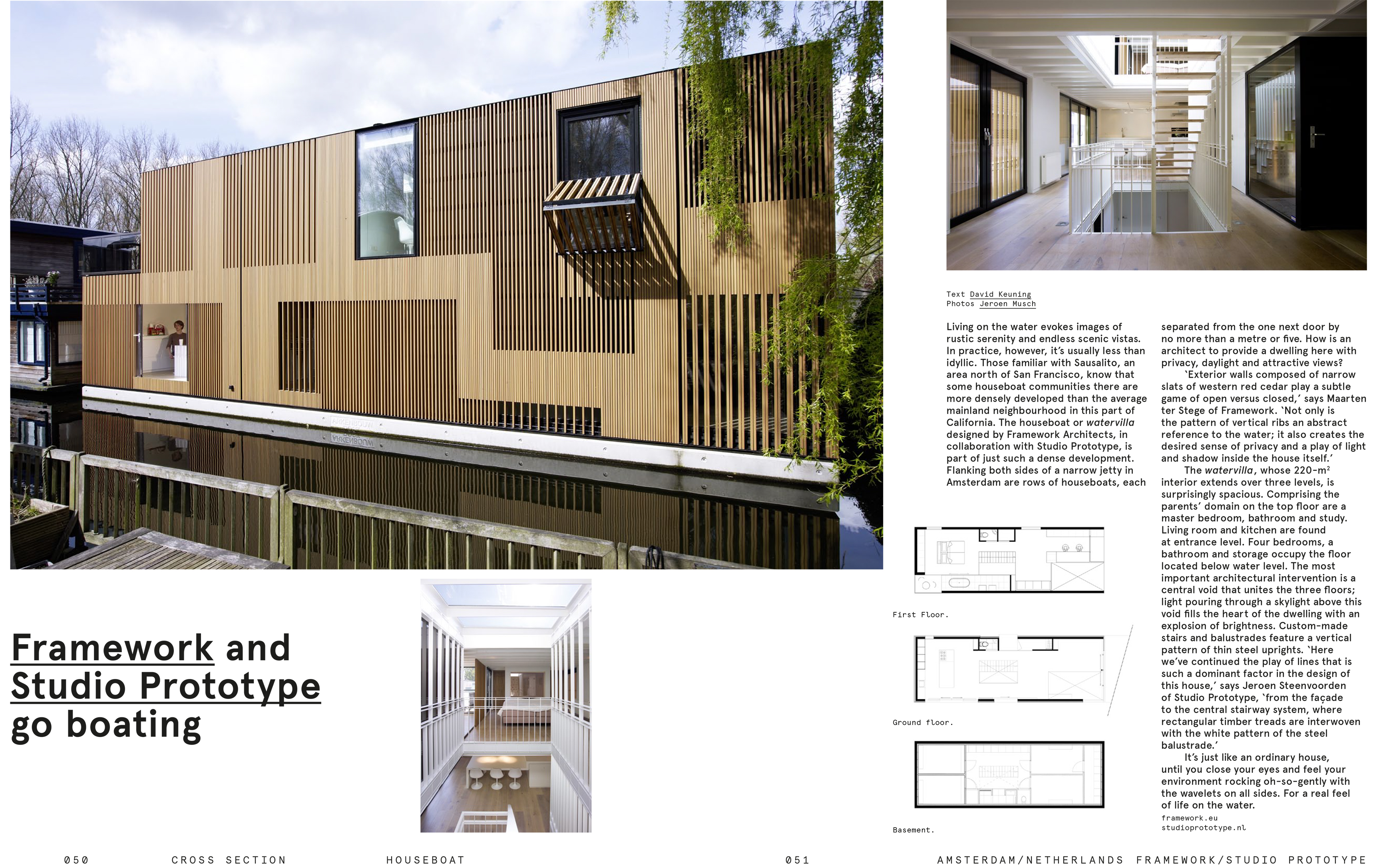 WATERVILLA IN MARK MAGAZINE