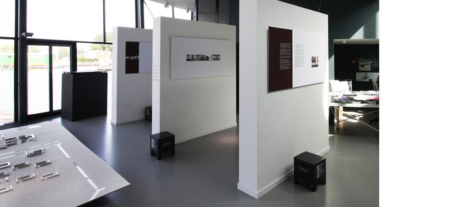 EXPOSITIE EINDRONDE PRIX DE ROME 2010 IN ARCAM