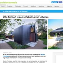 VILLA SCHOORL OP ARCHITECTENWEB