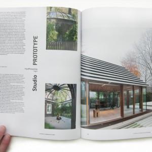 TINY OFFICE PAVILION IN JAARBOEK ARCHITECTUUR IN NEDERLAND