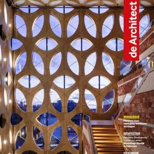 ARTIKEL VERTICAL LOFTS IN MAGAZINE 'DE ARCHITECT'