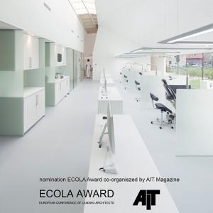 ortho Wijchen genomineerd voor de ECOLA Award 2019