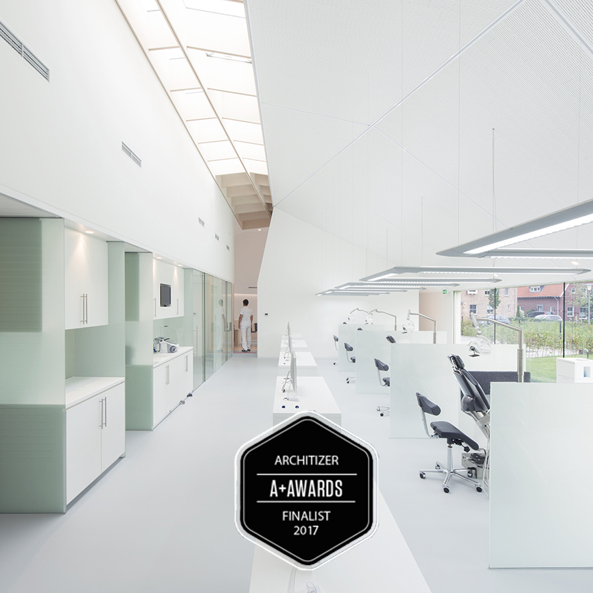 ORTHO WIJCHEN GENOMINEERD VOOR DE ARCHITIZER AWARD NEW YORK